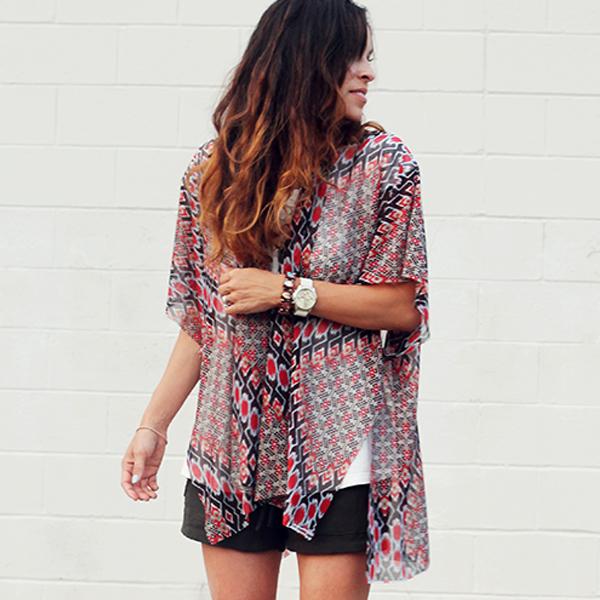 DIY Kimonos