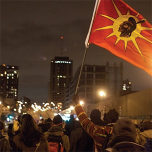 Aboriginal rights a threat to Canada's resource agenda