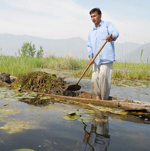 Water Stories -Srinagar, Kashmir
