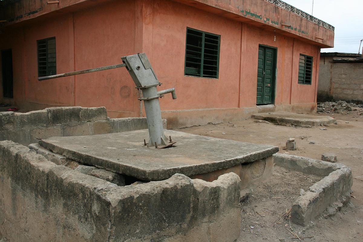vandalised water pump Kumasi.JPG
