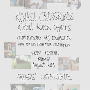 Kumasi Crossroads Arttists' Catalogue