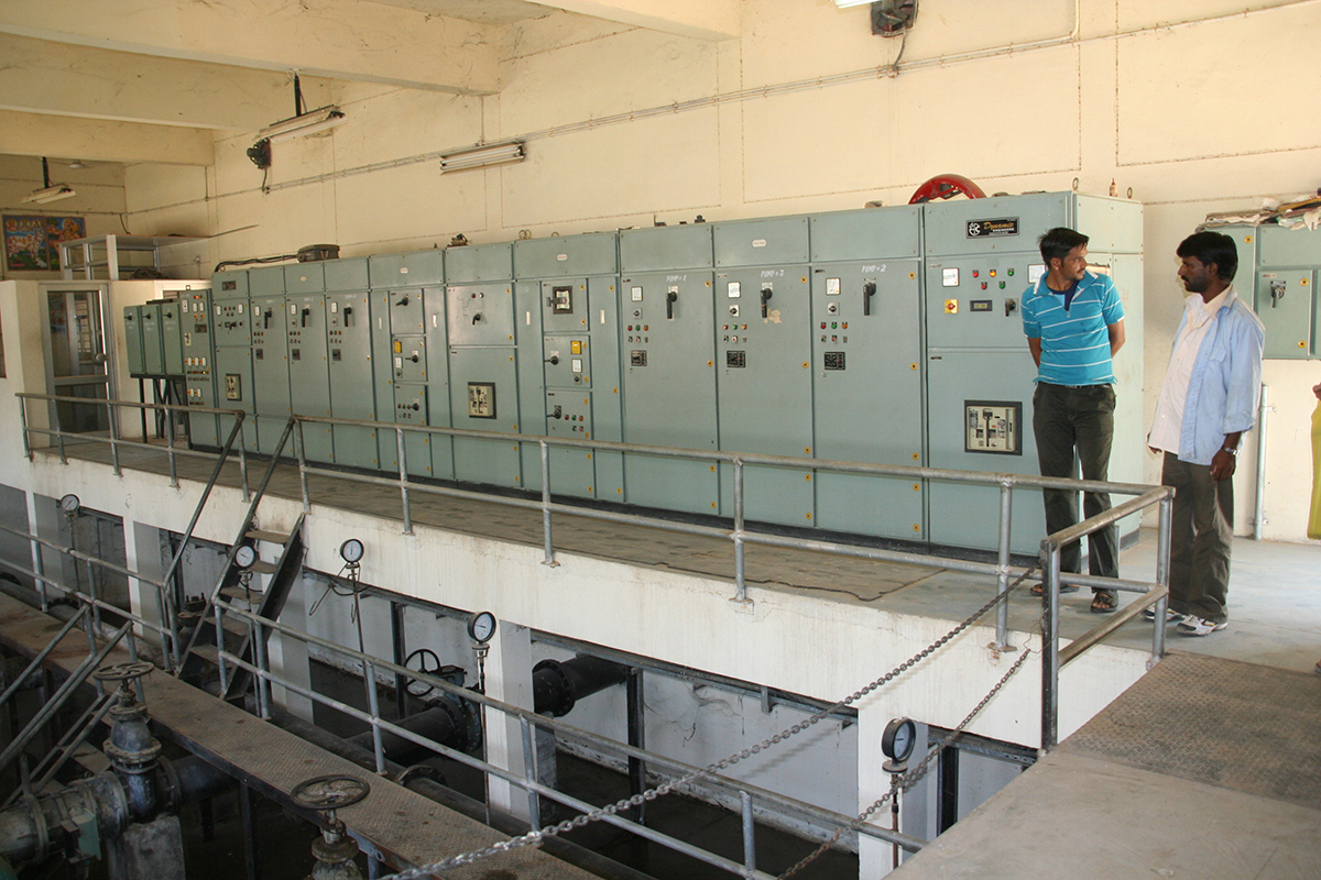 Treatment plant Ragisthan.JPG