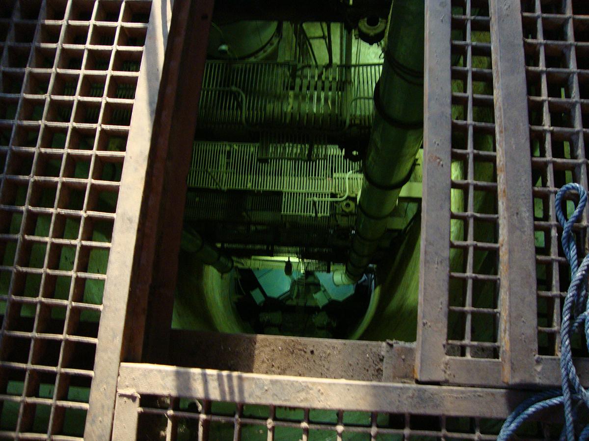 Water plant Varanasi.JPG