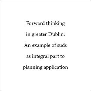 Forward thinking in greater Dublin