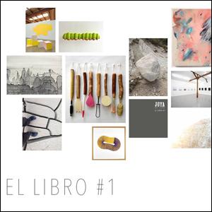 El Libro #1, by Joya: arte + ecología (COMING SOON)