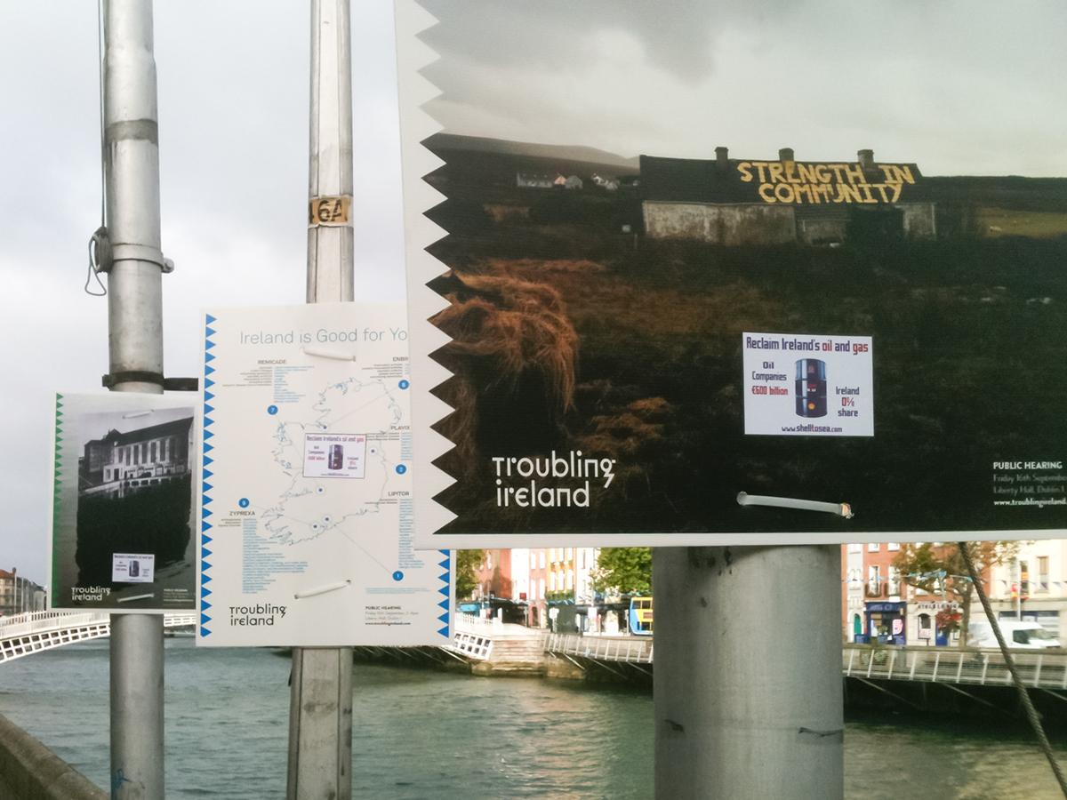 Troubling Ireland - Anna Macleod
