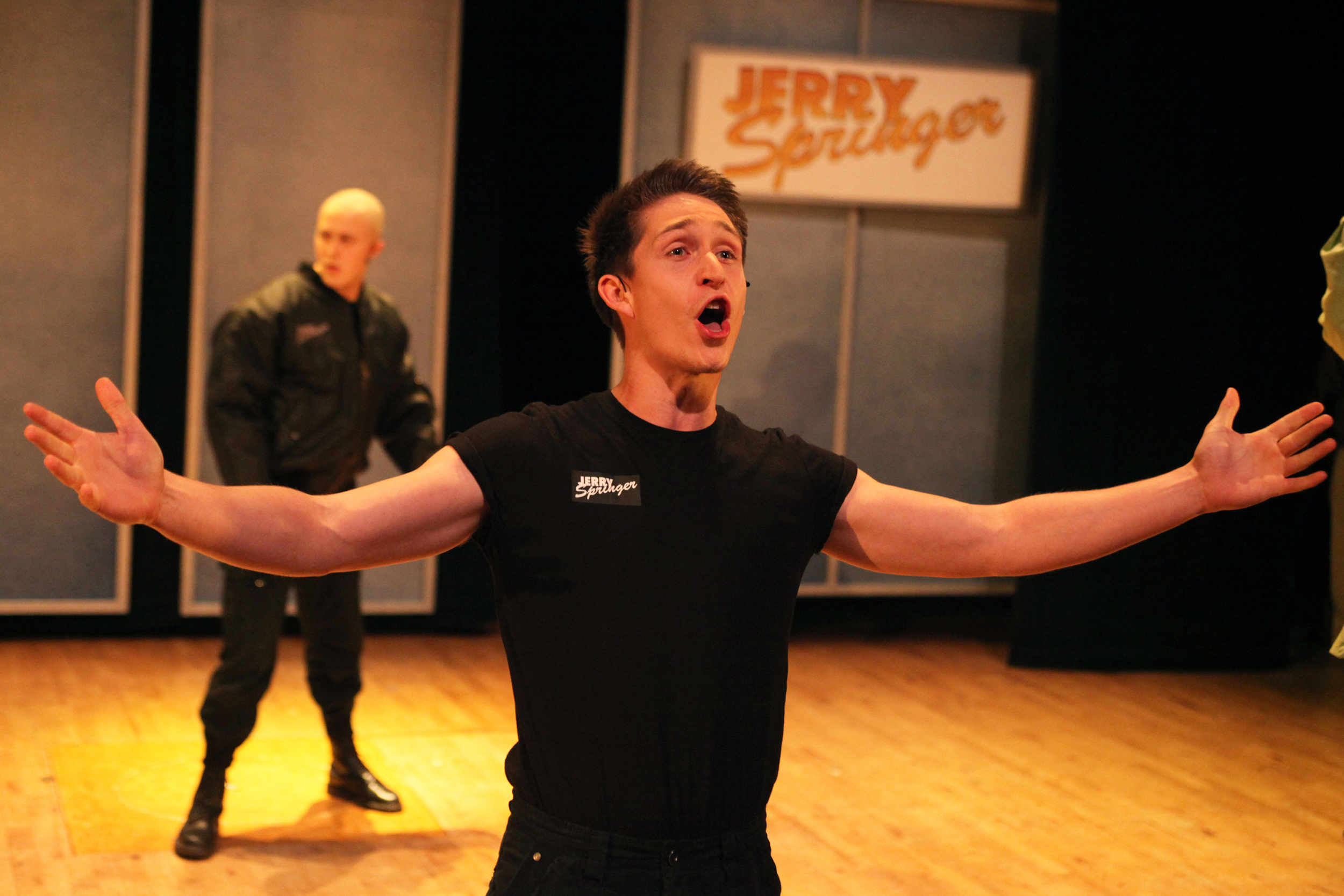Jerry Spring The Opera