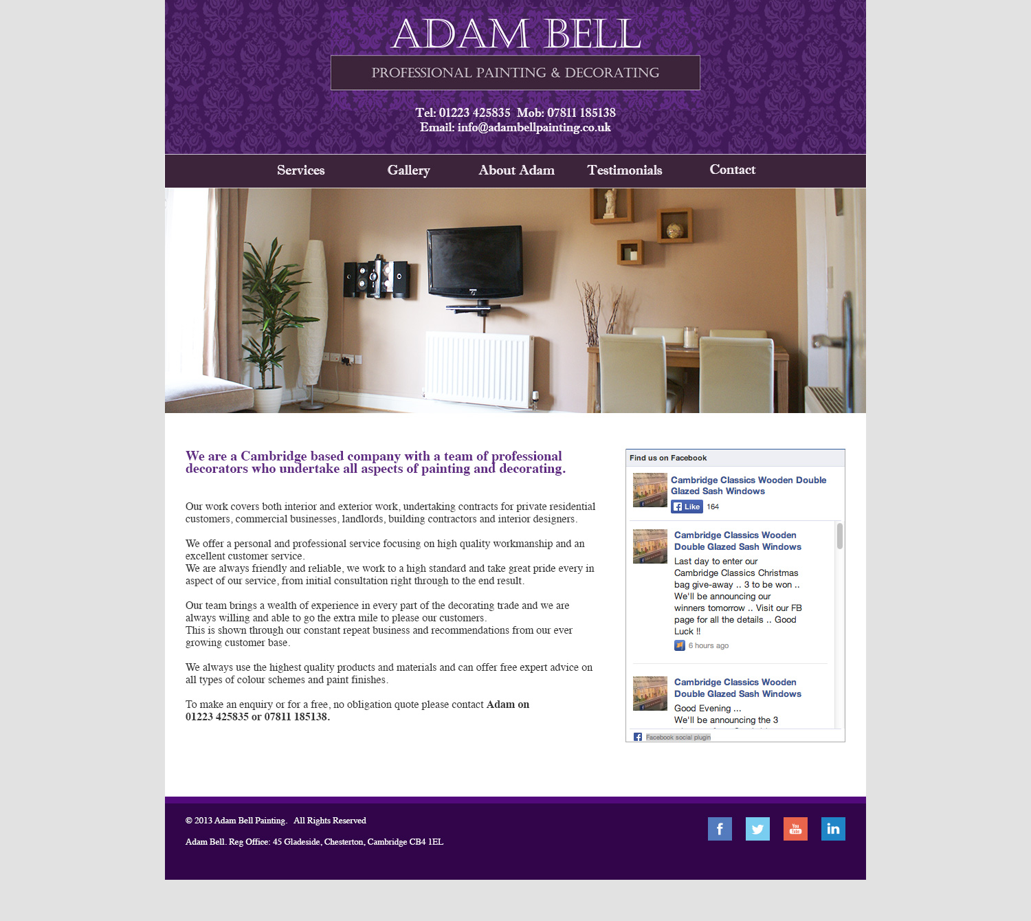 KSD_AdamBell_website