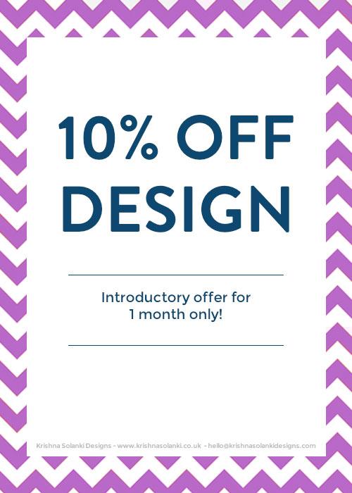 KSD : 10 percent off design!