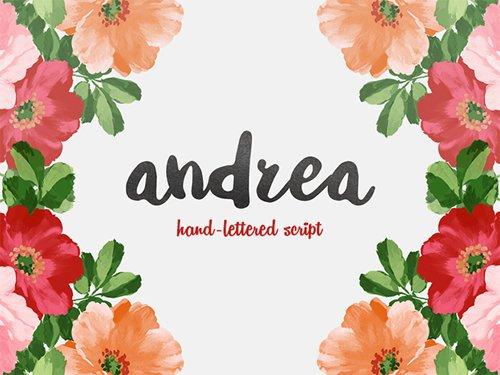 KSD_Andrea_font