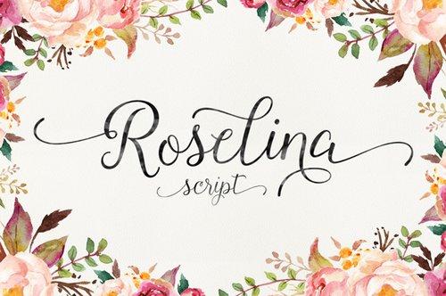 KSD_Roselina_font