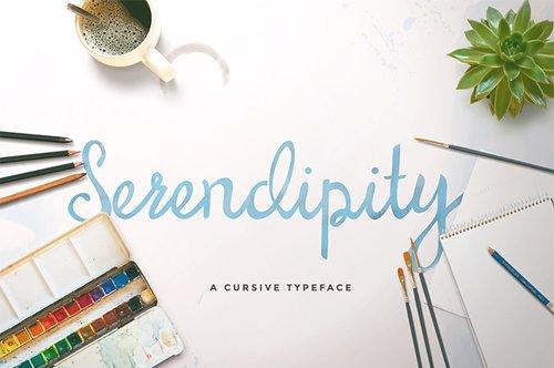 KSD_serendipidy_font