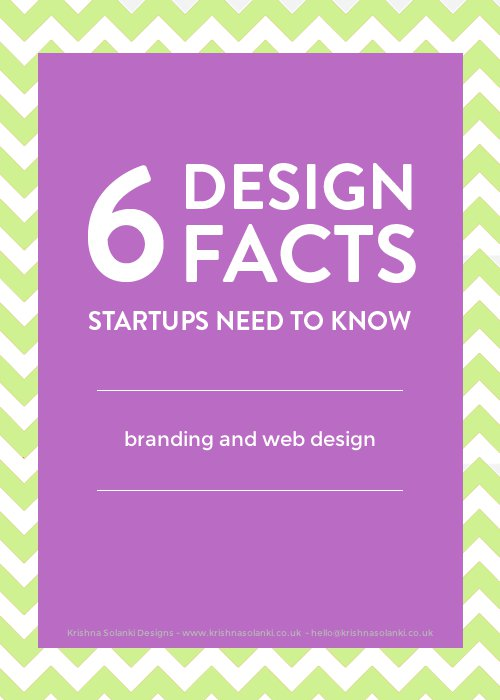 6 design facts startups need to know