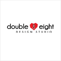 Double Eight Design Studio Logo