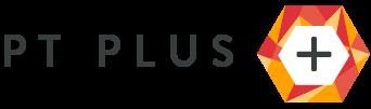 PT PLUS logo