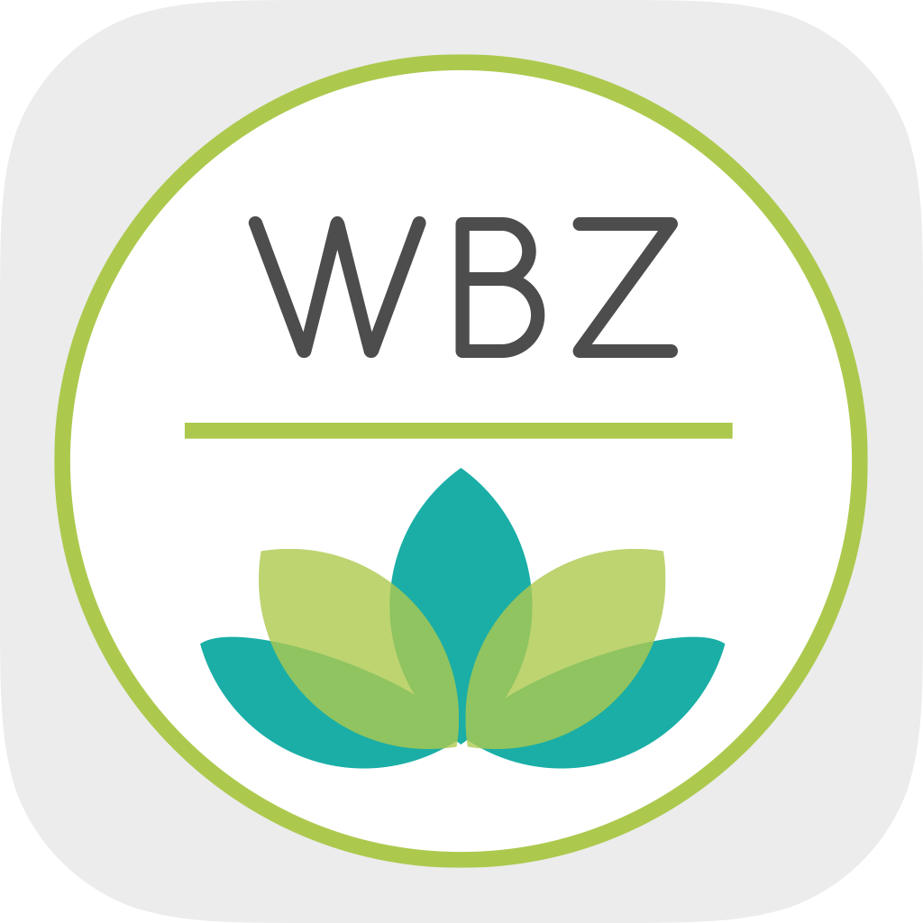 WellbeingZone - iPhone app icon