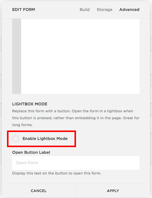 5 Squarespace Tips and Tricks - Form lightbox