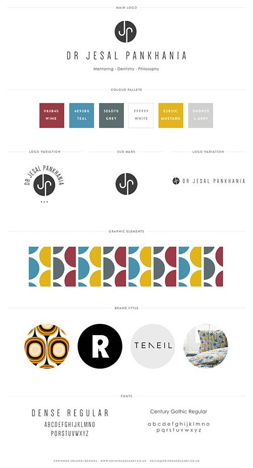 Krishna Solanki Designs - Dr Jesal Pankhania - Brand board.jpg