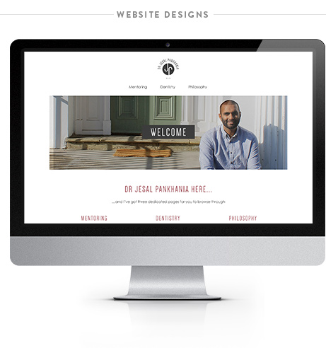 Krishna Solanki Designs - Dr Jesal Pankhania  - website designs - homepage.jpg