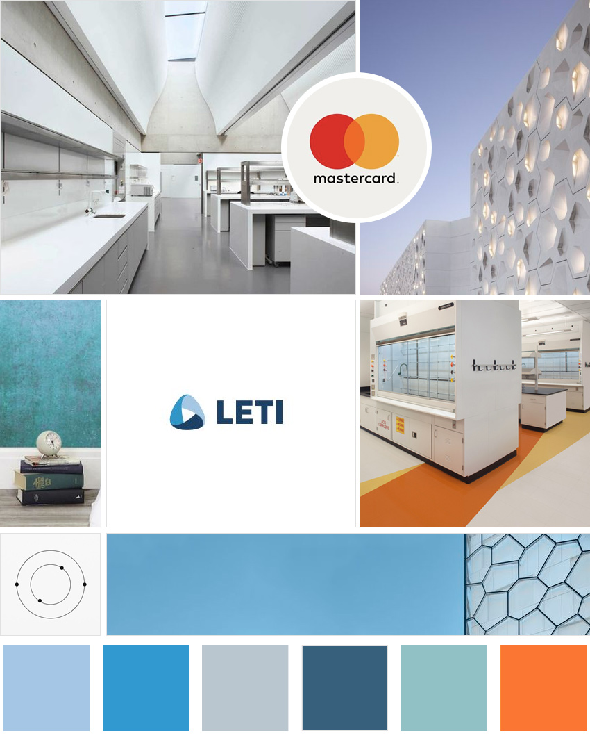 Krishna Solanki Designs  - Discovery Analytical Consulting Ltd - Moodboard