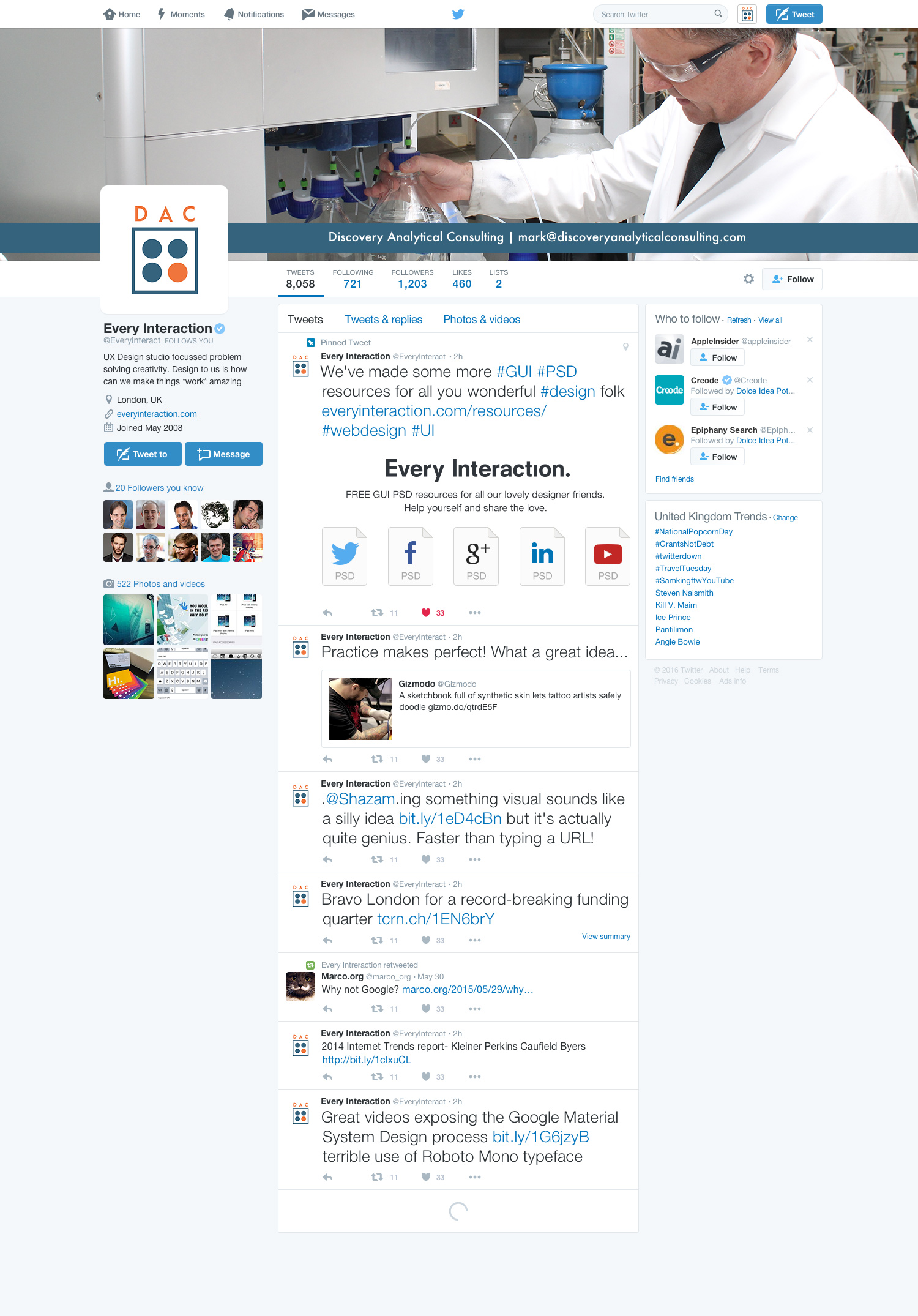 Discovery Analytical Consulting - Twitter Profile InSitu.jpg
