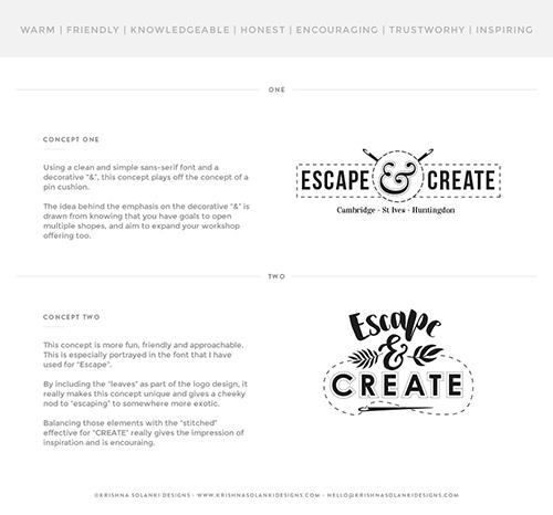 Krishna Solanki Designs - Escape and Create - Logo Concepts x 2.jpg