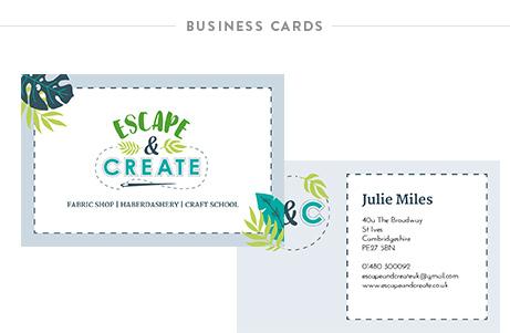 Krishna Solanki Designs - Escape and Create - Business cards.jpg