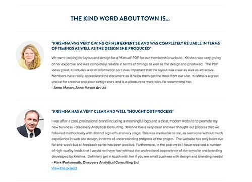 Krishna Solanki Designs - 4 Ways To Display Testimonials On Your Squarespace Website 1.jpg
