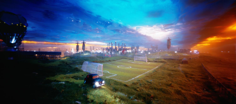 Voetbalfabriek