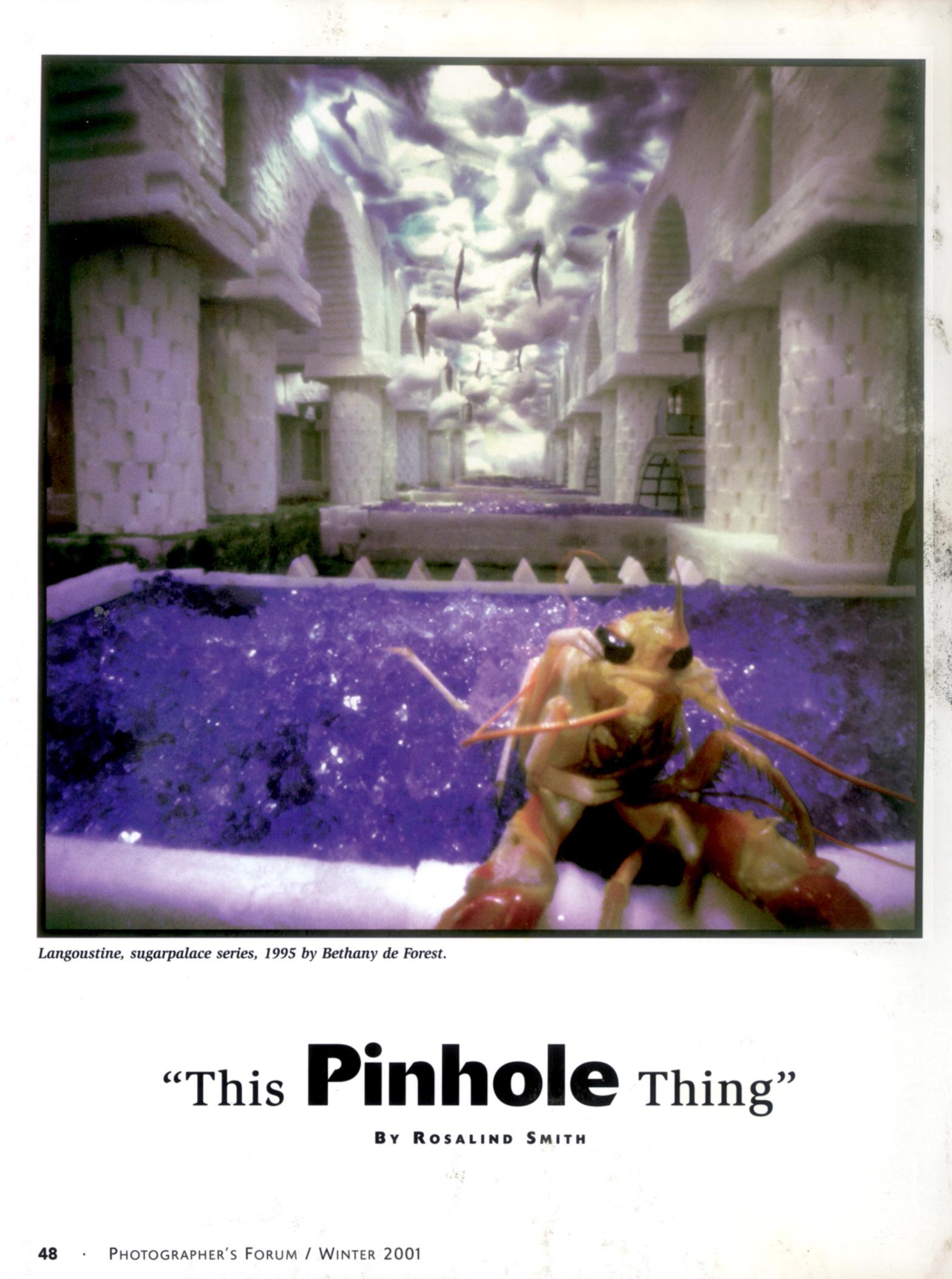 Photoforum 2001