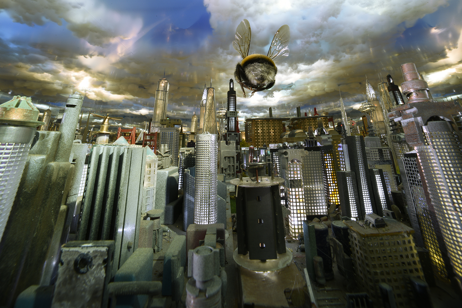 Escape from Resistor City