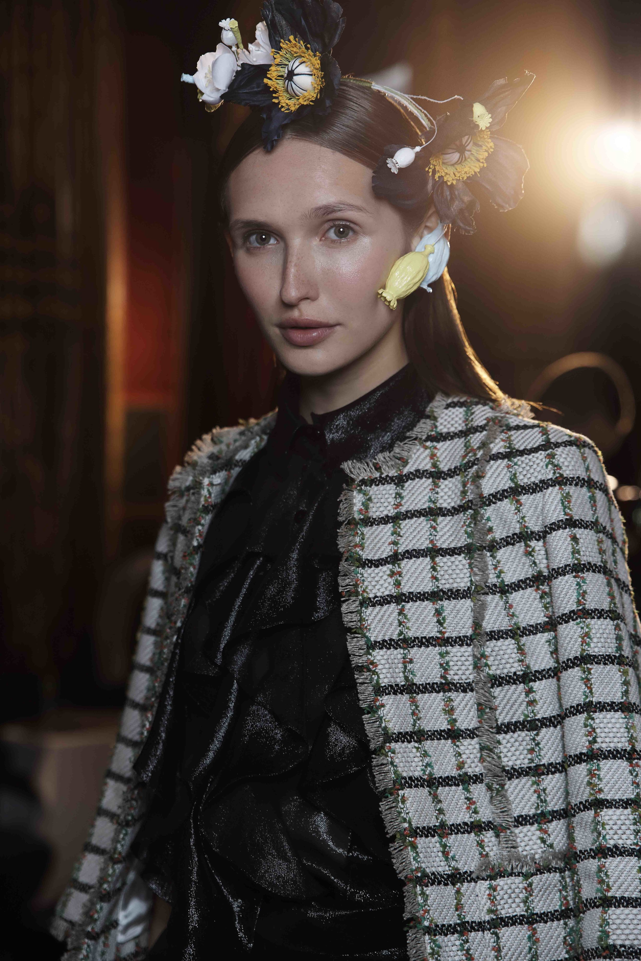 YDE Copenhagen Haute Couture Autumn/Winter'16 Backstage