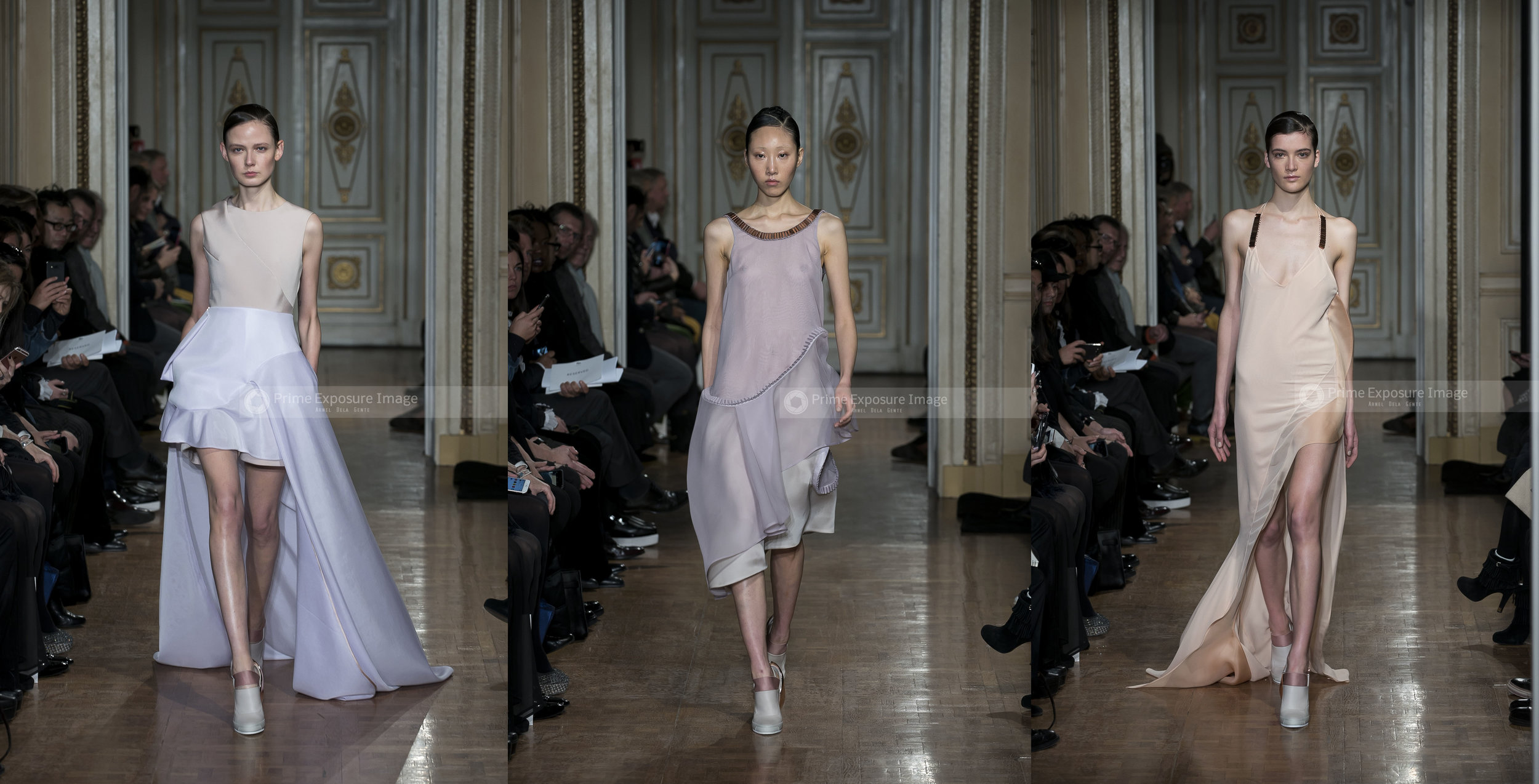 Ilja Couture Amsterdam Spring/Summer 2016 at Gallery Vivienne