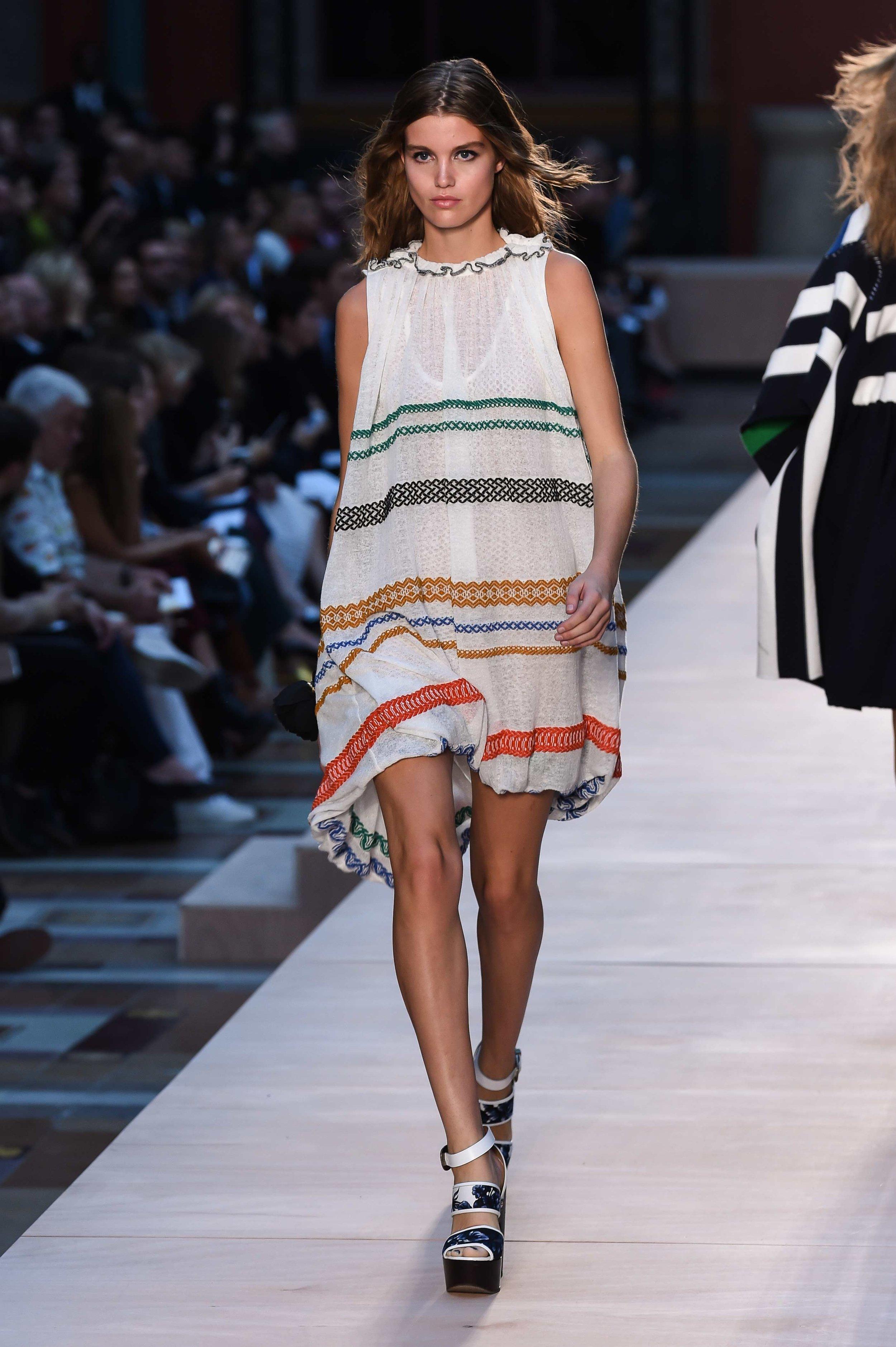 Sonia Rykiel Ready to Wear  Spring/Summer'17