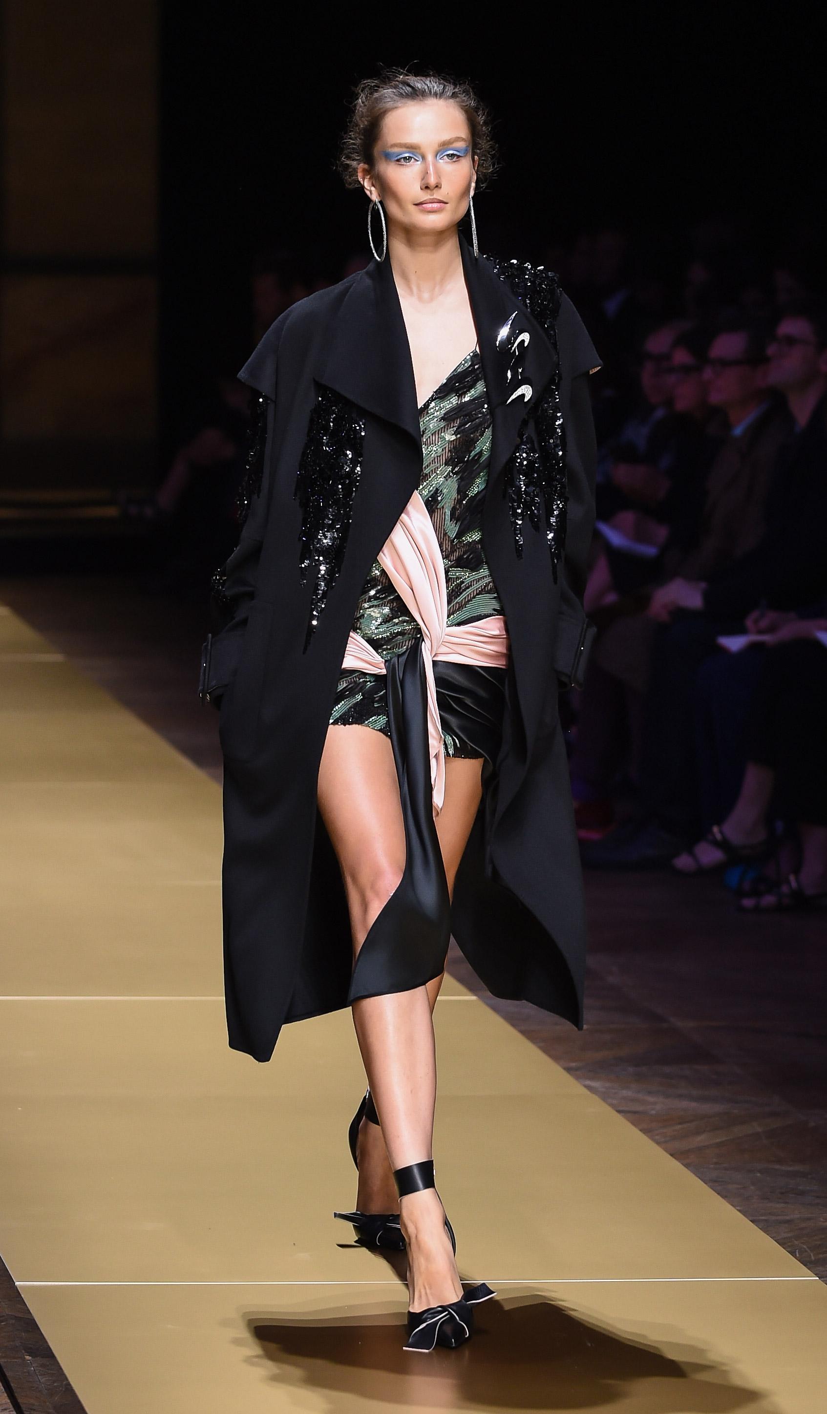 Atelier Versace Haute Couture Autumn/Winter'17