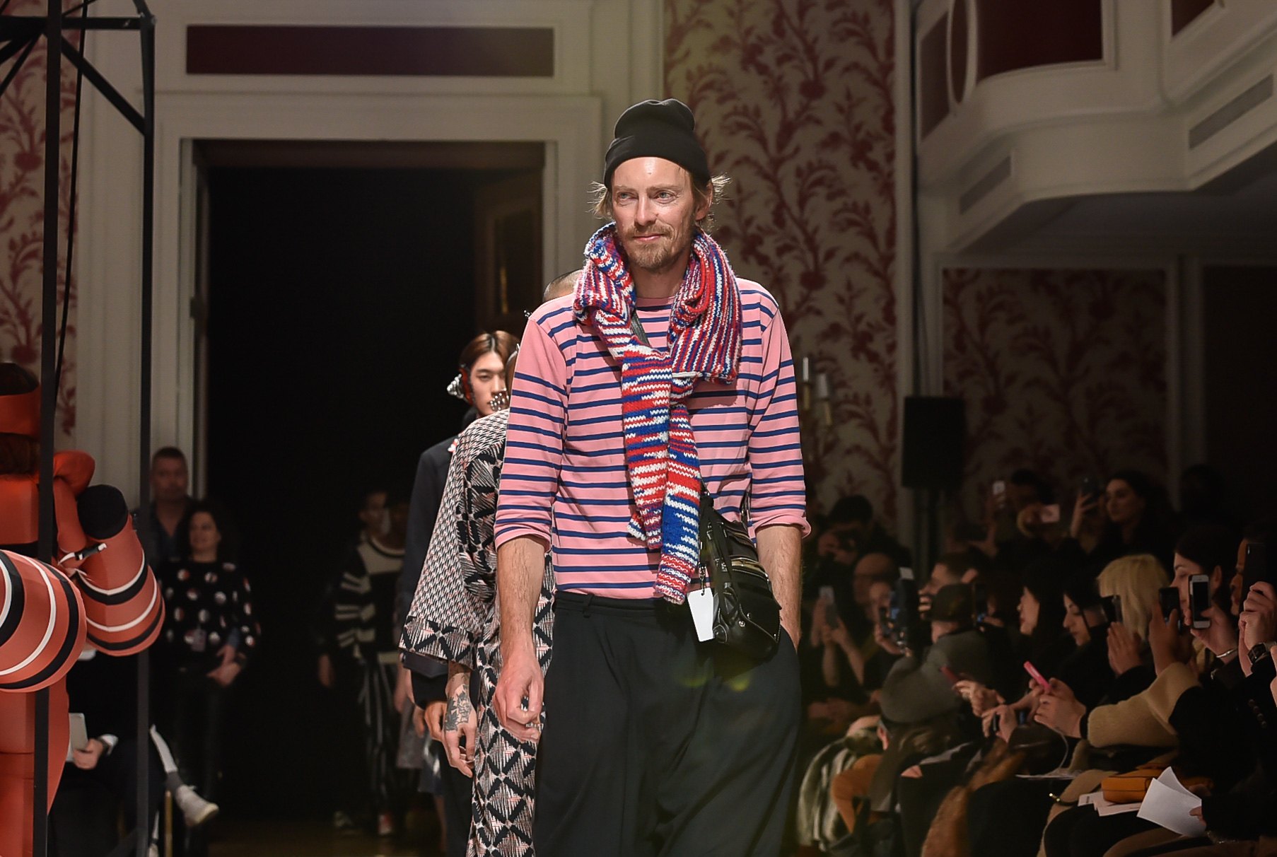 Henrik Vibskov Men's Wear Autumn/Winter'17 @The Westin Paris – Vendôme