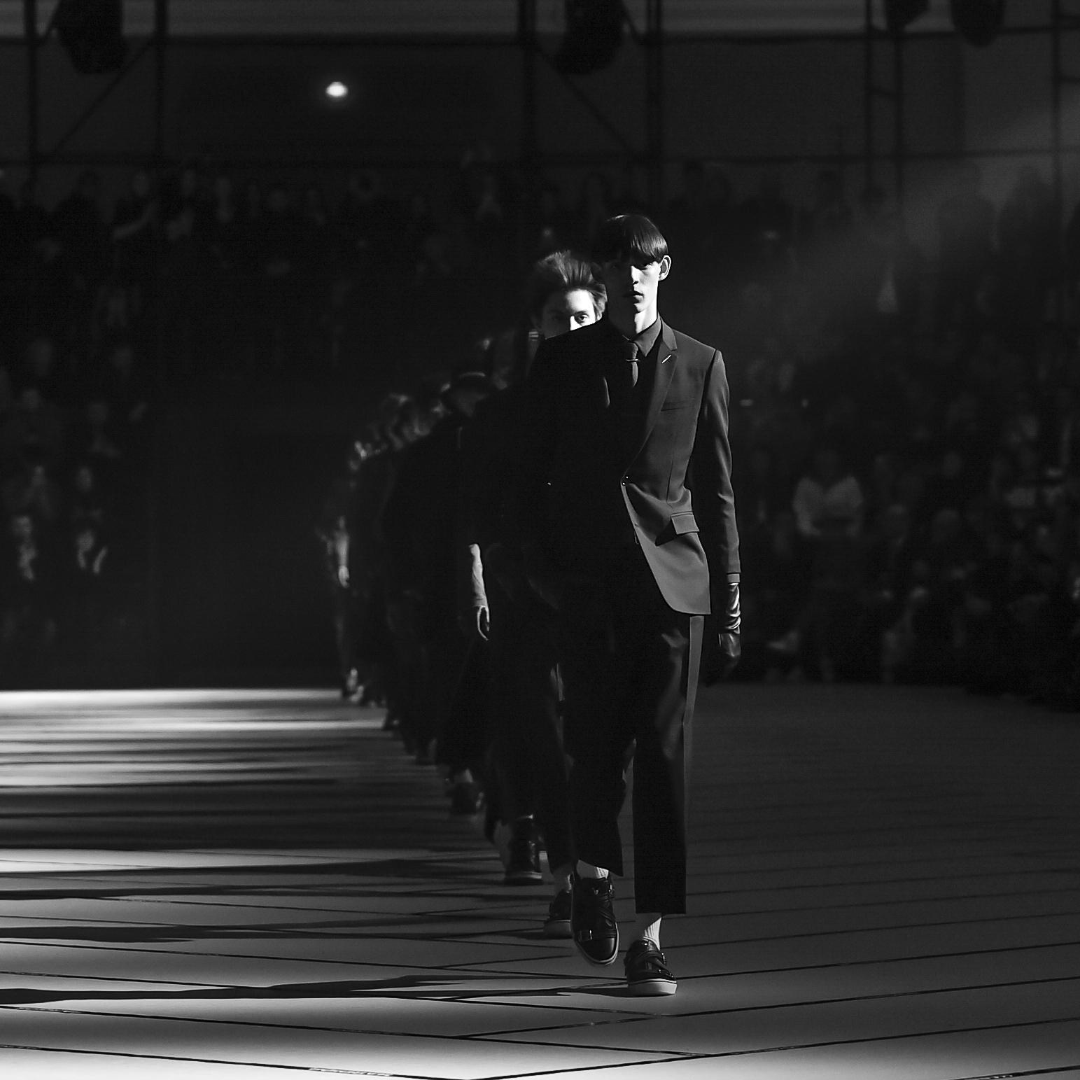 "Dior Homme ""HARDIOR"" at The Grand Palais"