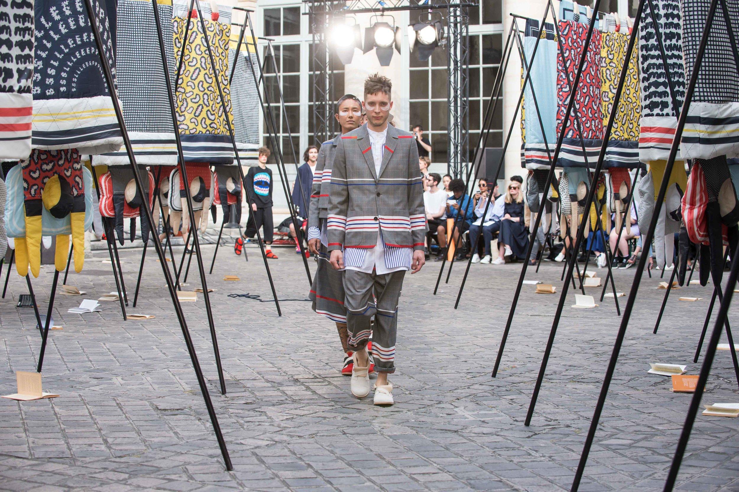 Henrik Vibskov Men's Wear Spring Summer 18