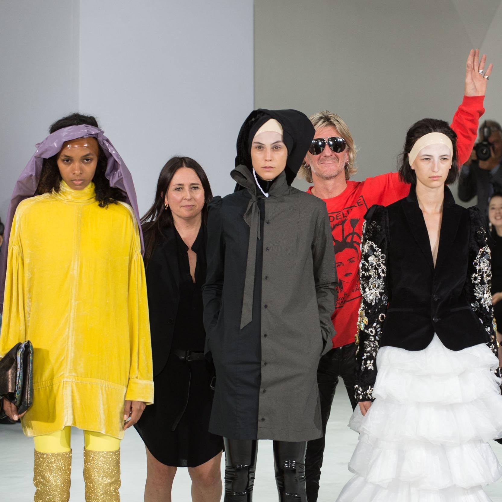 AF Vandervorst Haute Couture Autumn/Winter'17