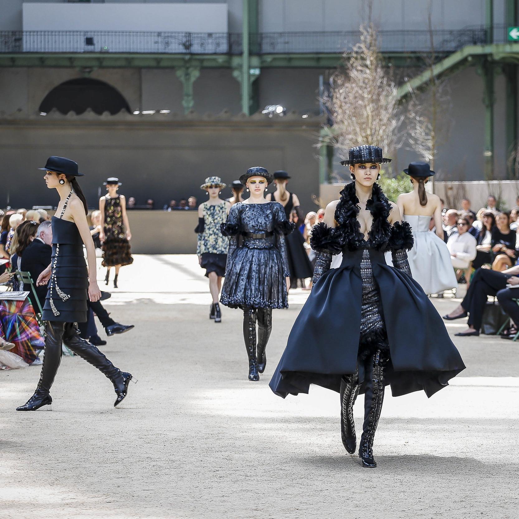 Chanel Haute Couture Autumn/Winter'17
