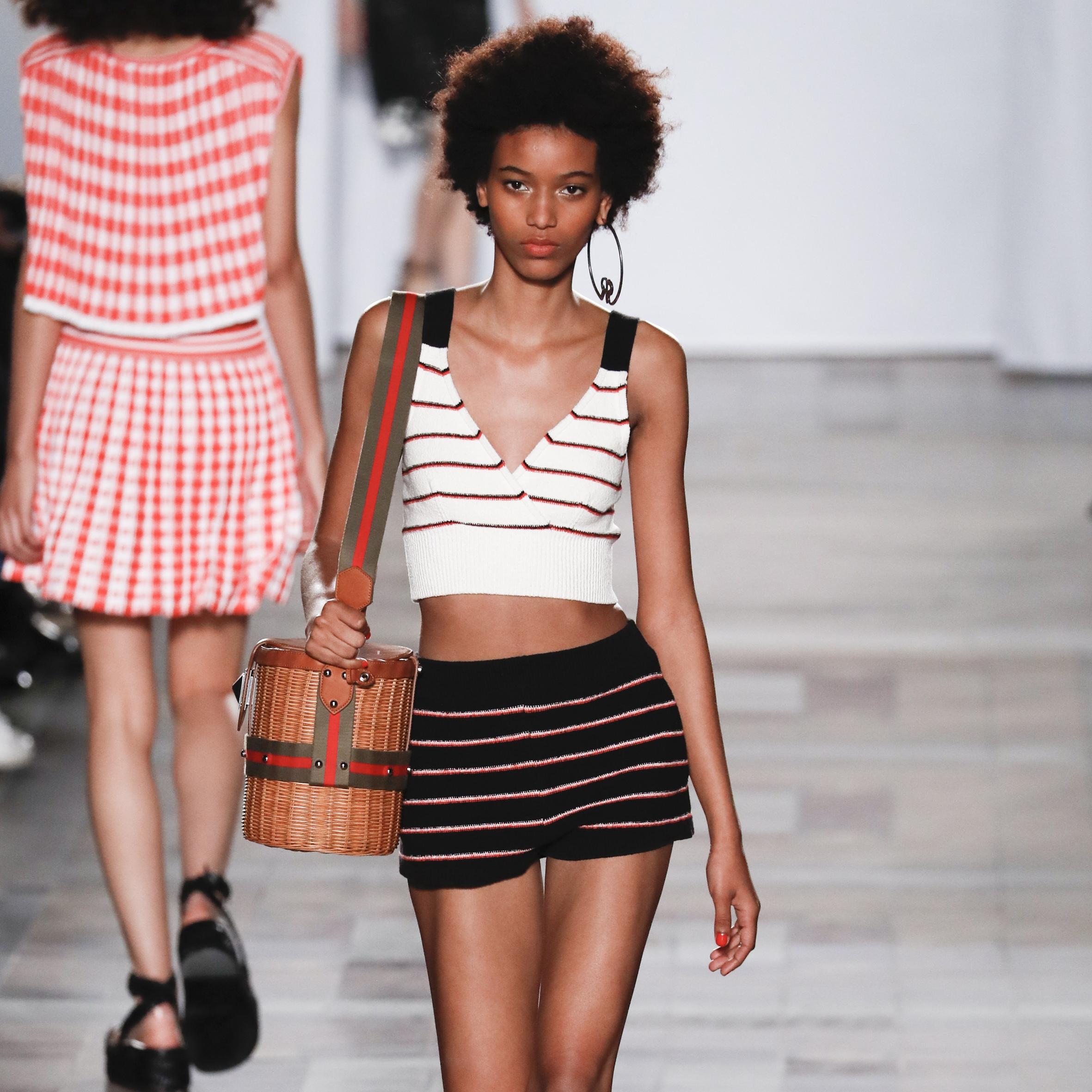 Sonia Rykiel Ready to Wear Spring/Summer'18