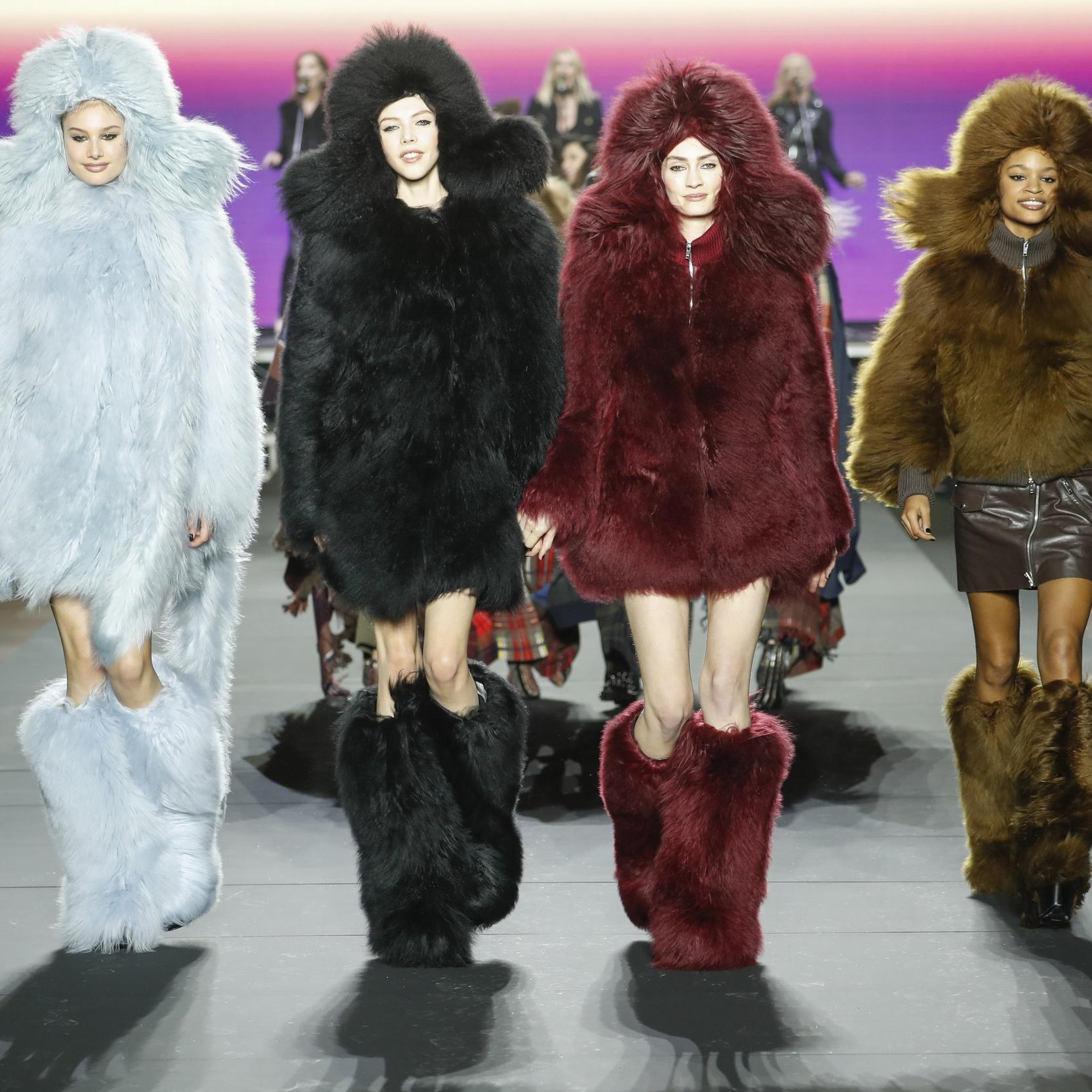 Sonia Rykiel Ready to Wear Autumn/Winter'18