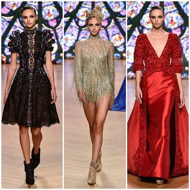 @nataliesalamunecxo walked for @tonywardcouture Spring/Summer'19 show #ParisFashionWeek #paris #fashionweek #fashion #mode #tonyaward #tonywardcouture #hautecouture #springsummer19 #ss19 #trendprive #trendprivemagazine #catwalkphotos #Catwalkpictures #nellythephotographer #lapartpress #catwalk #models