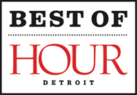 "We are honored to report that HOUR Detroit magazine readers voted The Whiskey Six as the   ""Best New Bar - Suburb""   in June 2016.  Of course, we also are honored writer Molly Abraham profiled us in    ""Six Appeal,""    published in HOUR's January 2016 edition."