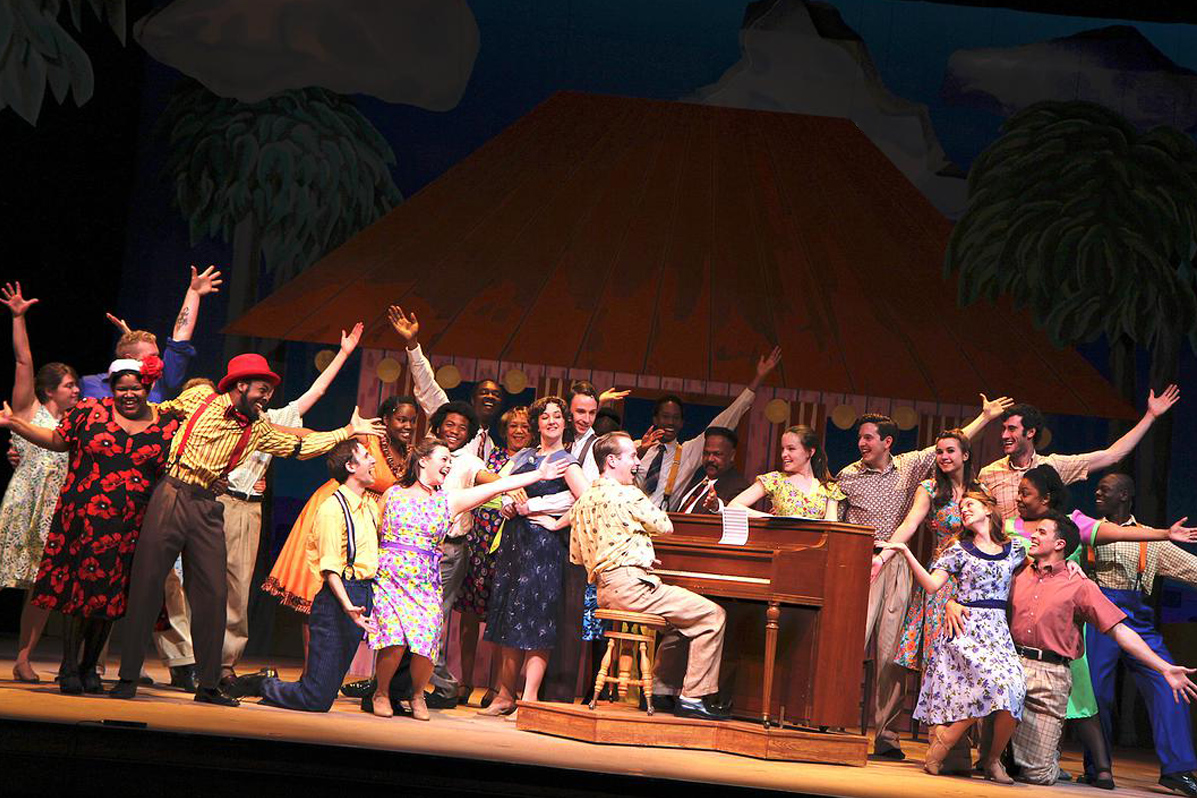 Gershwin at Folly:    George Gershwin's 1934 Folly Beach holiday and the genesis of   Porgy and Bess