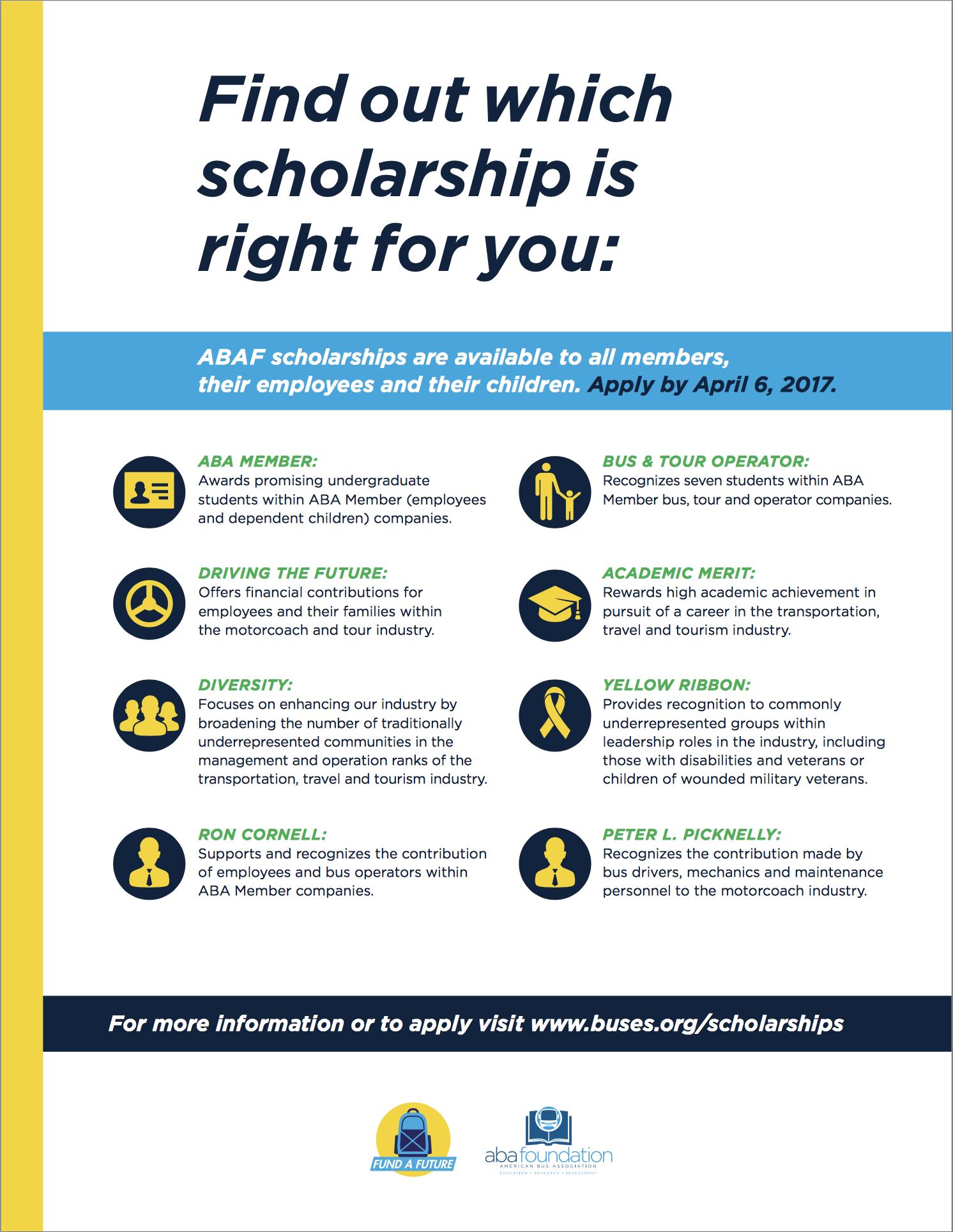 ABA Scholarship Fund
