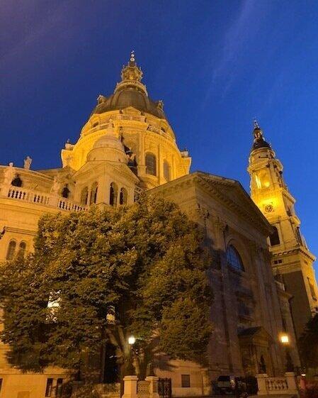 St Stephen's Basilica, Szent István-Bazilika