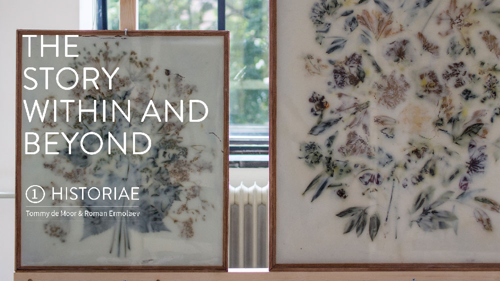 ARTIST TALK - FEBRUARY 16TH 2018   20:00 - 21:30A journey through the mind of artists Tommy de Moor and Roman Ermolaev. Hear from the artists themselves about her practice and key moments across their works.read more