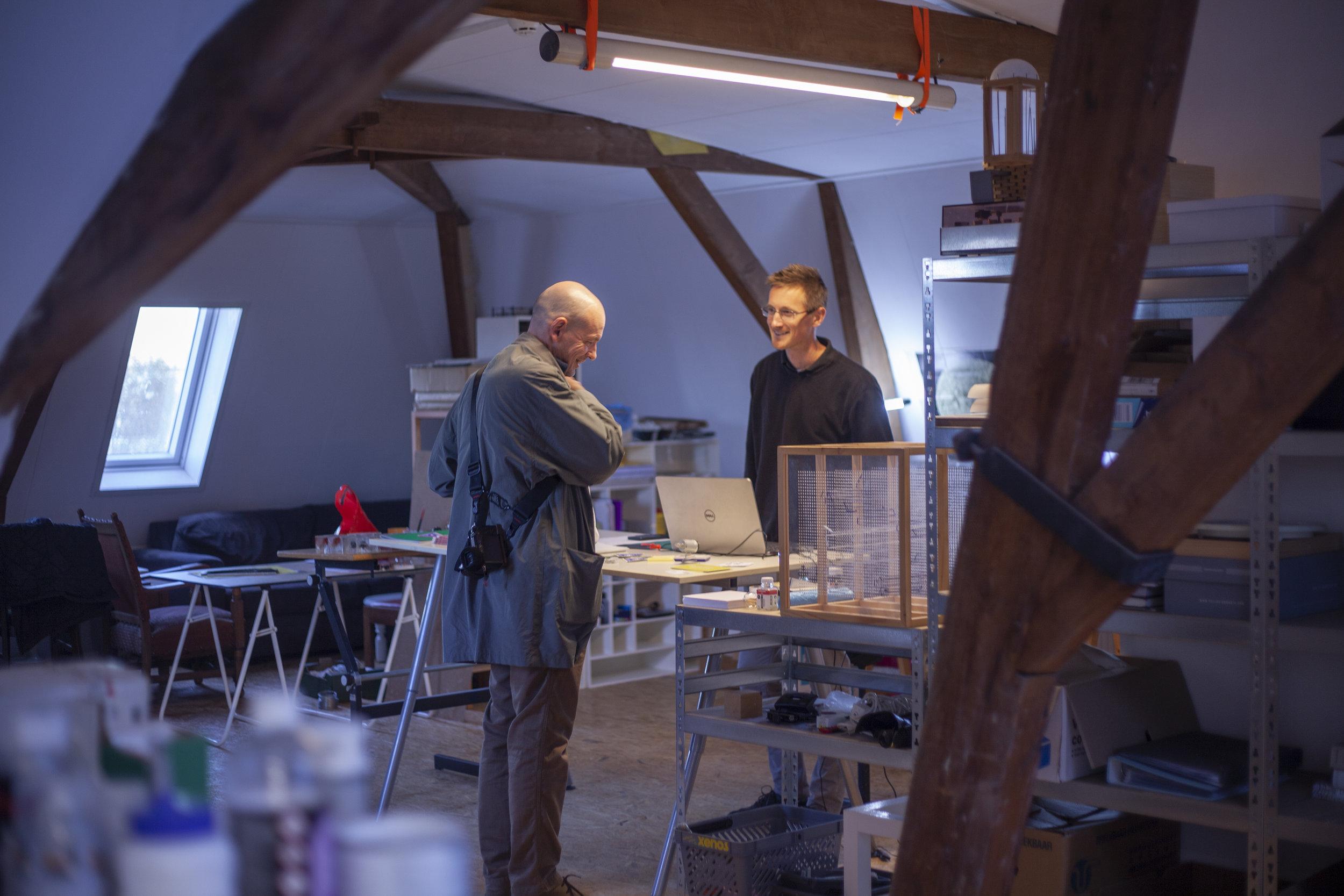 studio Jorick de Quaasteniet