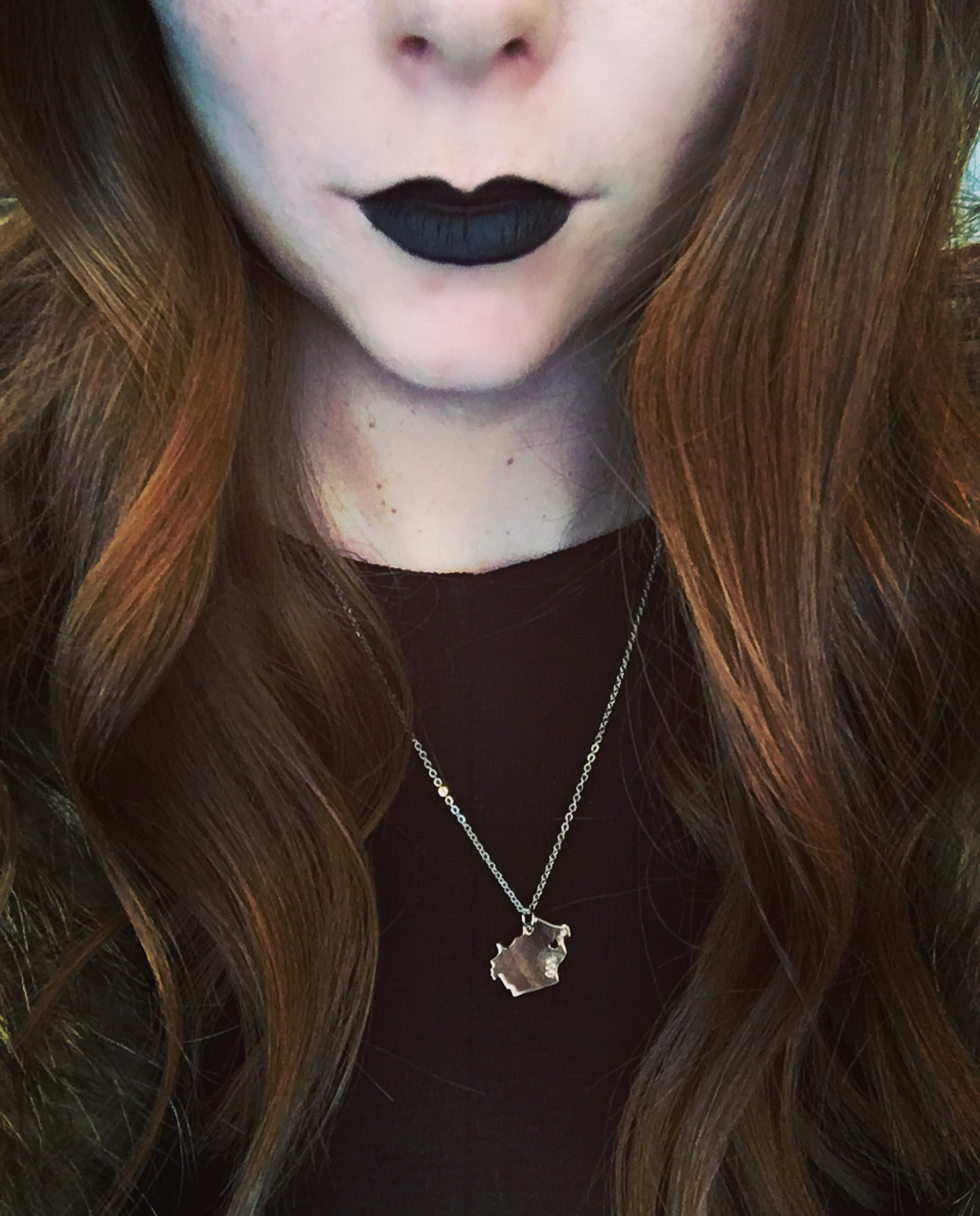 Necklace: Girlswithguns Shop!